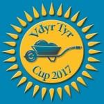 товарищеский турнир по игре в точки VTC'17 логотип